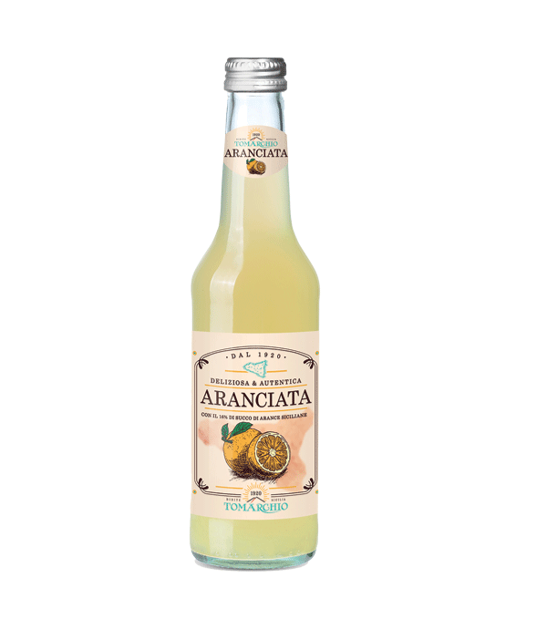 Aranciata – Vetro 275 ml