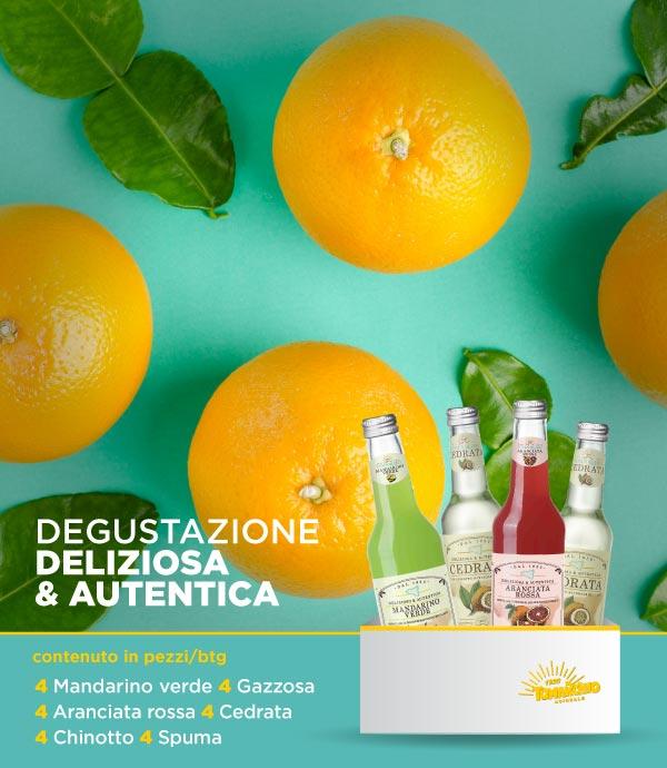 Confezione Degustazione Deliziosa & Autentica