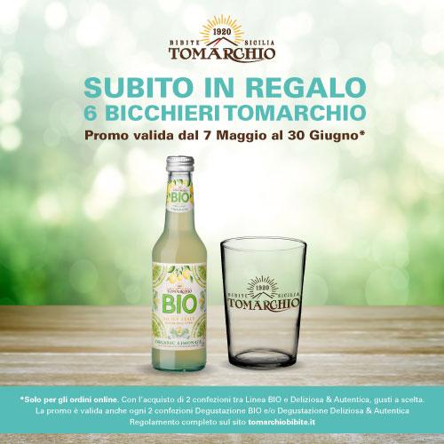 Set Bicchieri Tomarchio